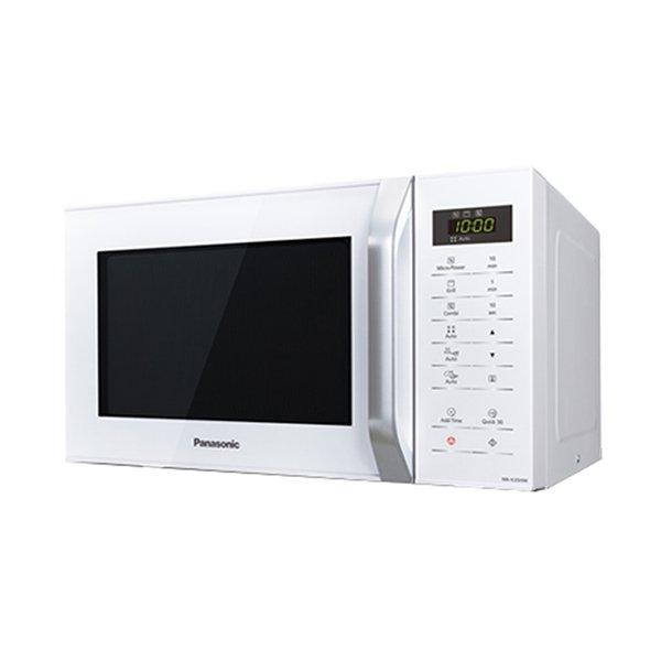 Image of   Panasonic - Mikroovn Med Grill - Nn-k35hwmepg - 23l - 800w - Hvid