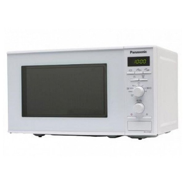 Image of   Panasonic - Mikroovn Med Grill - Nnj151w - 20l - 800w - Hvid