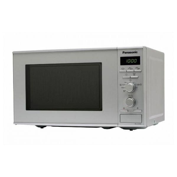 Image of   Panasonic - Mikroovn Med Grill - Nnj161mmepg - 20l - 800w - Stål
