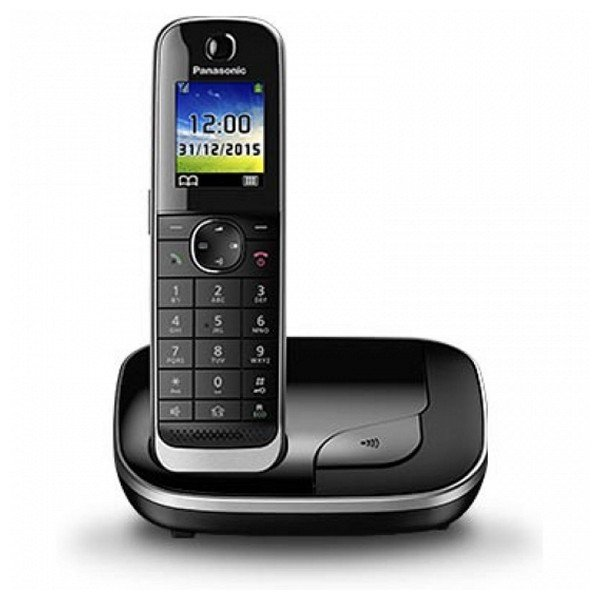 Image of   Panasonic - Trådløs Fastnet Telefon - Kx-tgj310spb - Hvid