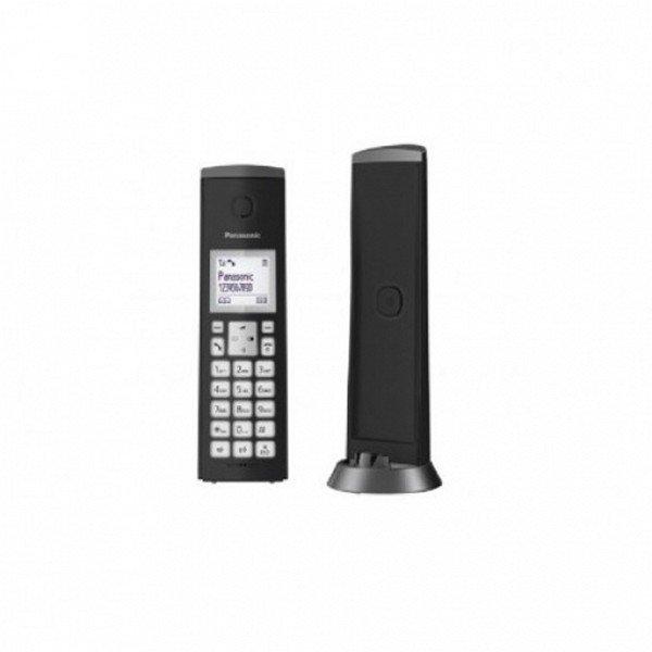 Image of   Panasonic - Trådløs Fastnet Telefon - Kx-tgk210spb - Sort