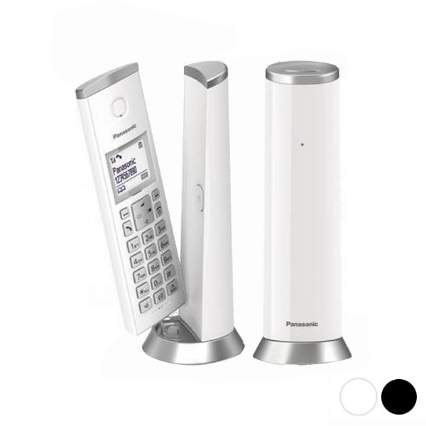 Image of   Panasonic - Trådløs Fastnet Telefon - Kx-tgk212spw - Hvid