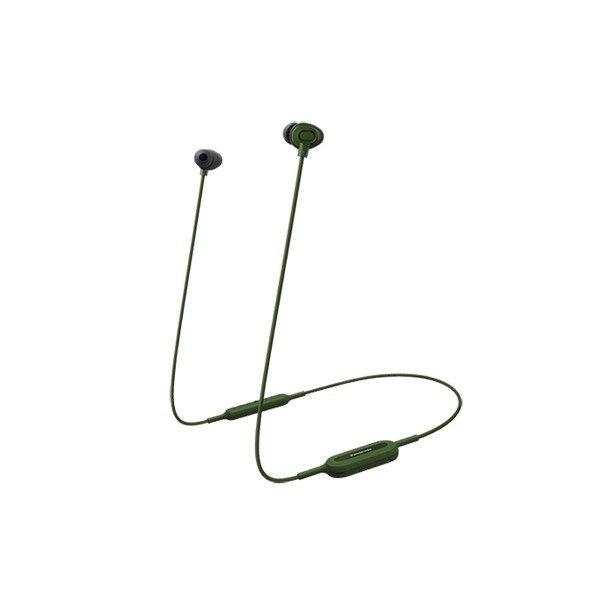 Billede af Panasonic - Trådløs Sports Høretelefoner Med Bluetooth - Rp-nj310be - Grøn