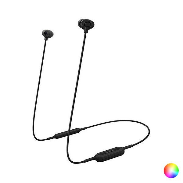 Billede af Panasonic - Trådløs Sports Høretelefoner Med Bluetooth - Rp-nj310be - Sort