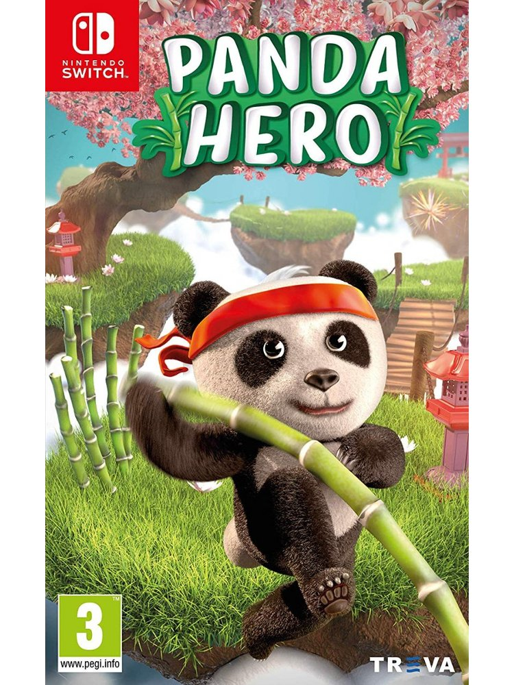 Image of   Panda Hero - Nintendo Switch