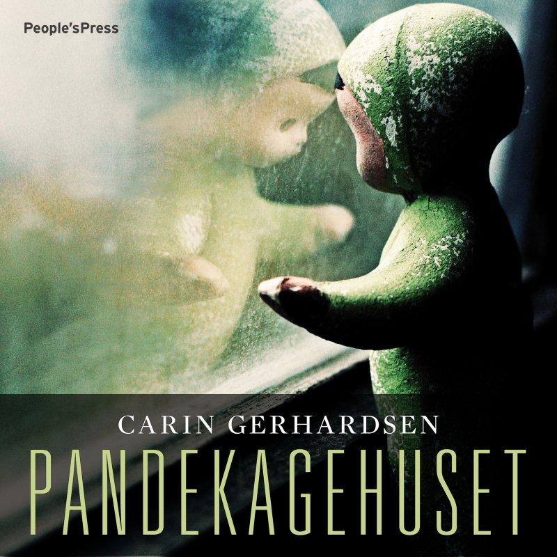 Pandekagehuset - Carin Gerhardsen - Bog
