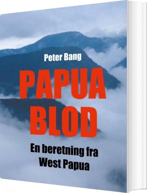 Image of   Papua Blod - Peter Bang - Bog