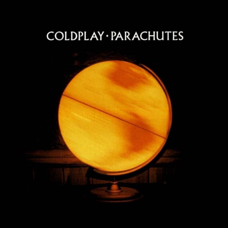 Image of   Coldplay - Parachutes - CD