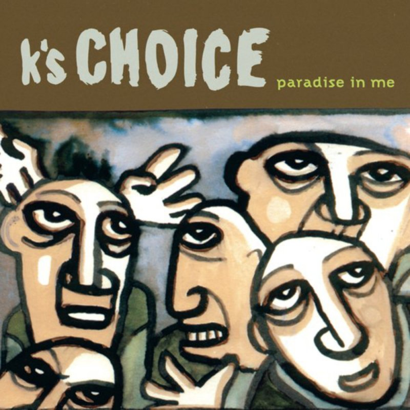 Ks Choice - Paradise In Me - Vinyl / LP