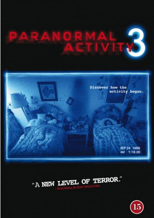 Billede af Paranormal Activity 3 - DVD - Film
