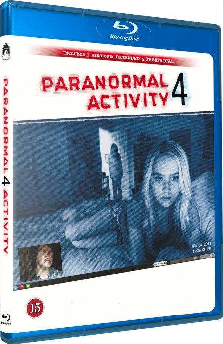 Billede af Paranormal Activity 4 - Blu-Ray