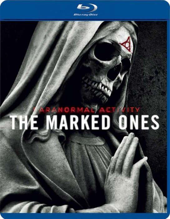 Paranormal Activity 5: The Marked Ones - Blu-Ray