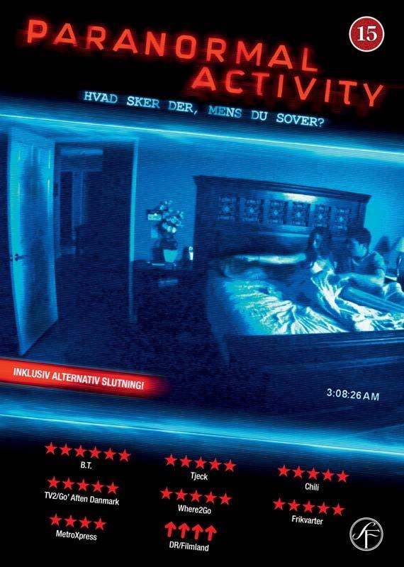 Billede af Paranormal Activity - DVD - Film