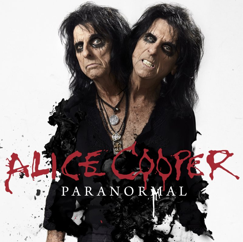 Image of   Alice Cooper - Paranormal - CD