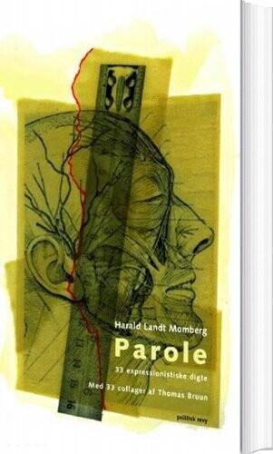 Image of   Parole - Harald Landt Momberg - Bog