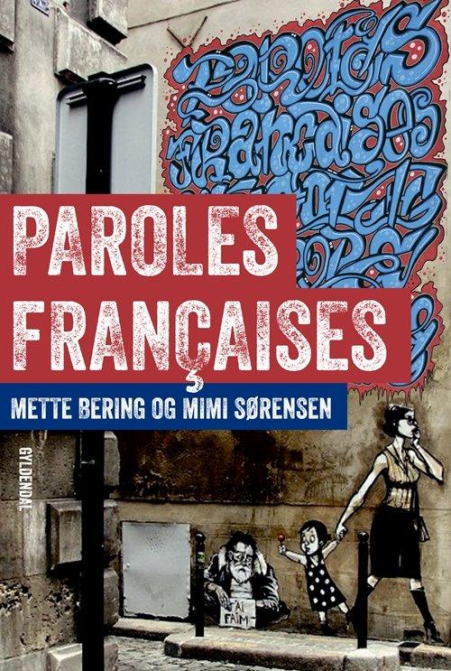 Paroles Françaises - Mette Bering - Bog