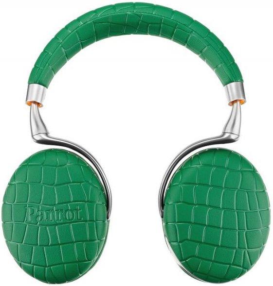 Parrot Zik 3.0 - Høretelefoner - Emerald Green Croco