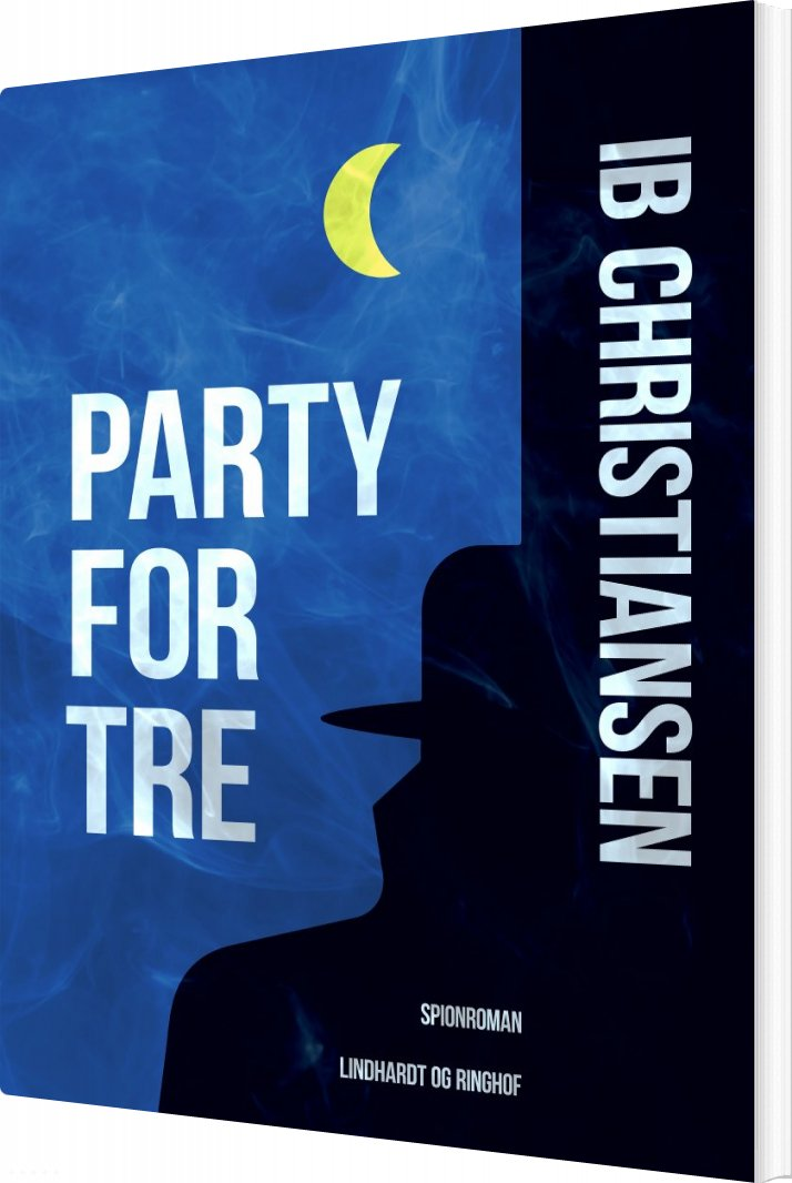 Image of   Party For Tre - Ib Christiansen - Bog