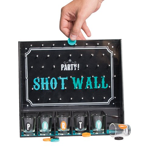 Image of   Party Shot Wall