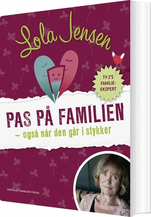 Image of   Pas På Familien - Lola Jensen - Bog