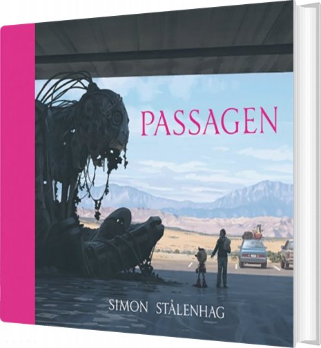 Image of   Passagen - Simon Stålenhag - Bog