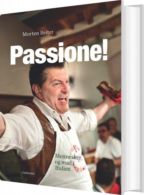 Passione! - Morten Beiter - Bog