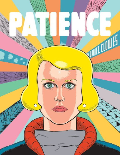 Image of   Patience - Daniel Clowes - Tegneserie
