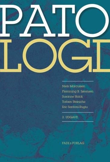 Image of   Patologi, 2. Udgave - Susanne Holck - Bog