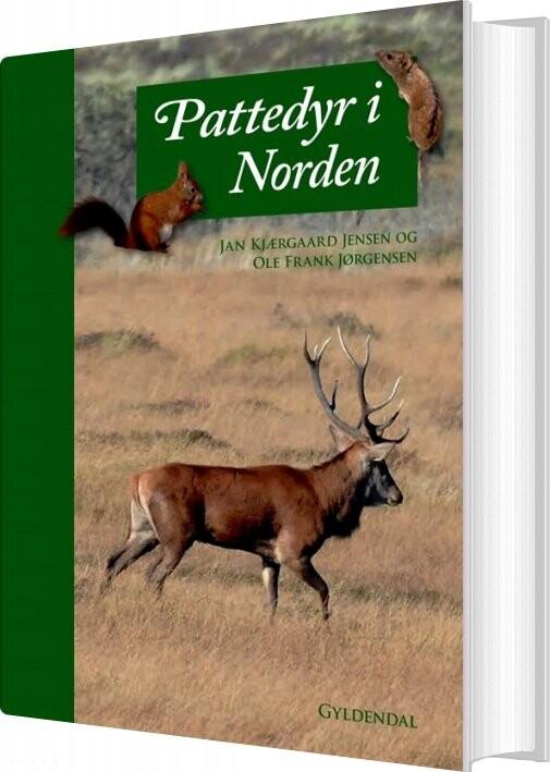 Image of   Pattedyr I Norden - Jan Kjærgaard Jensen - Bog