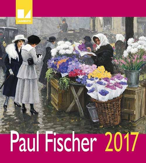 Image of   Paul Fischer Kalender 2017