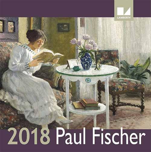 Image of   Paul Fischer Kalender 2018