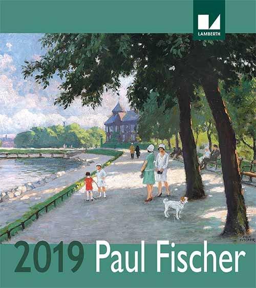 Image of   Paul Fischer Kalender 2019