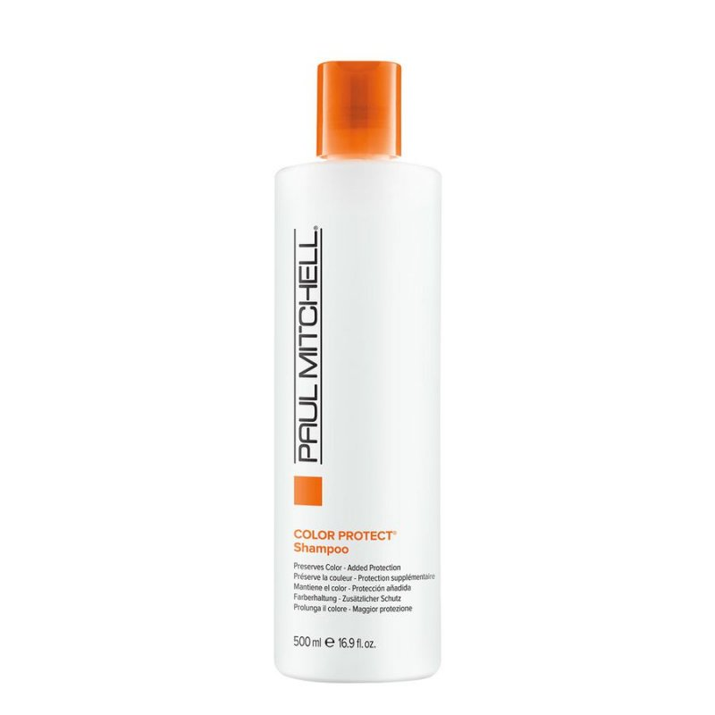 Image of   Paul Mitchell Color Protect Daily Shampoo - 500 Ml.