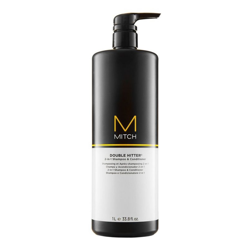 Image of   Paul Mitchell Shampoo - Double Hitter 2in1 1000 Ml