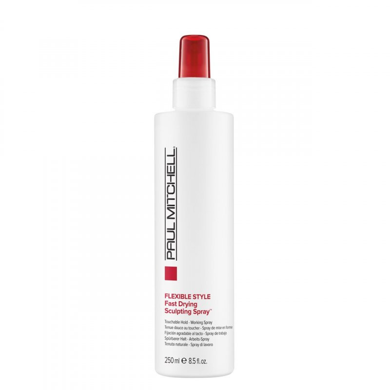 Image of   Paul Mitchell Flexible Style Fast Drying Sculpting Spray - 250 Ml