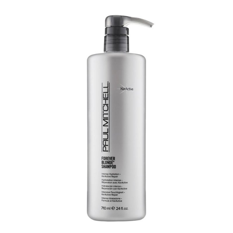 Image of   Paul Mitchell Shampoo - Forever Blonde Shampoo 710 Ml