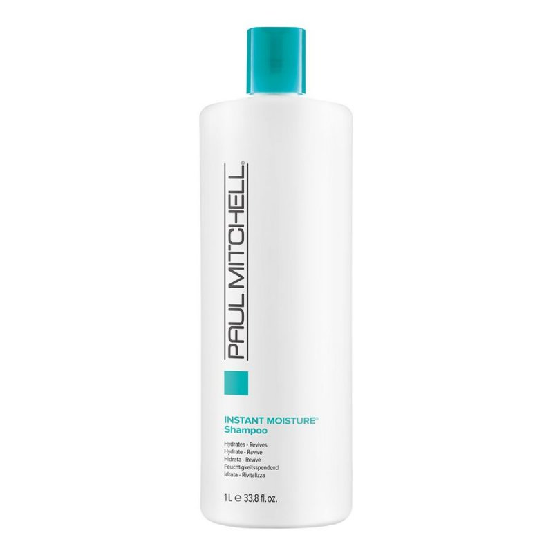 Image of   Paul Mitchell Instant Moisture Daily Shampoo - 1000 Ml