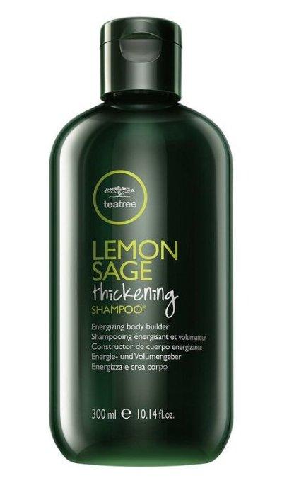 Image of   Paul Mitchell Shampoo - Lemon Sage Thickening Shampoo 300 Ml