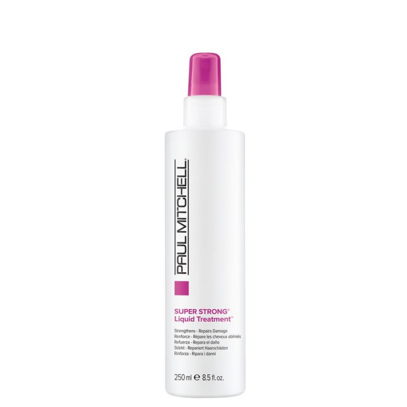 Paul Mitchell Super Strong Liquid Treatment - 250 Ml.