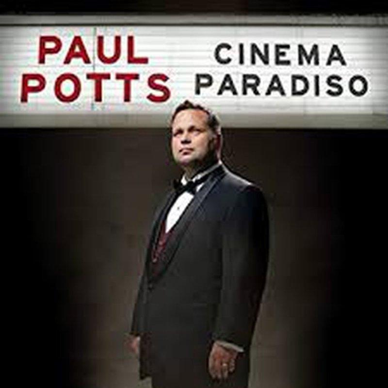 Image of   Paul Potts - Cinema Paradiso - CD