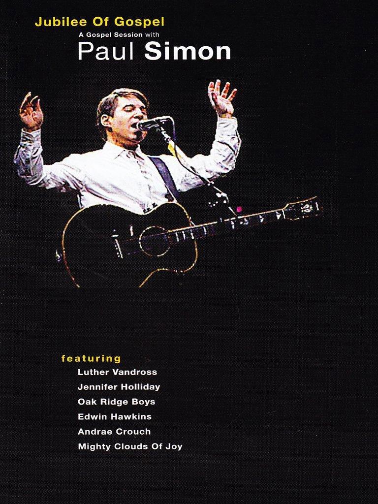 Paul Simon - Jubilee Of Gospel - DVD - Film