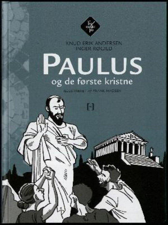 Image of   Paulus Og De Første Kristne - Knud Erik Andersen - Bog