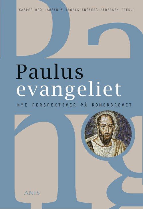 Image of   Paulusevangeliet - Troels Engberg-pedersen - Bog