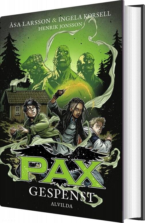 Pax 5: Gespenst - åsa Larsson - Bog