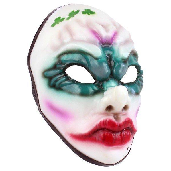Image of   Payday 2 Maske - Clover