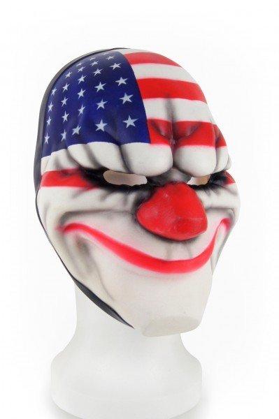 Image of   Payday 2 Maske - Dallas