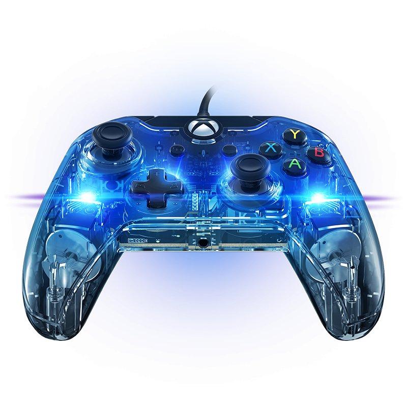 Image of   Pdp - Nintendo Switch Controller Med Kabel - Afterglow - Blå