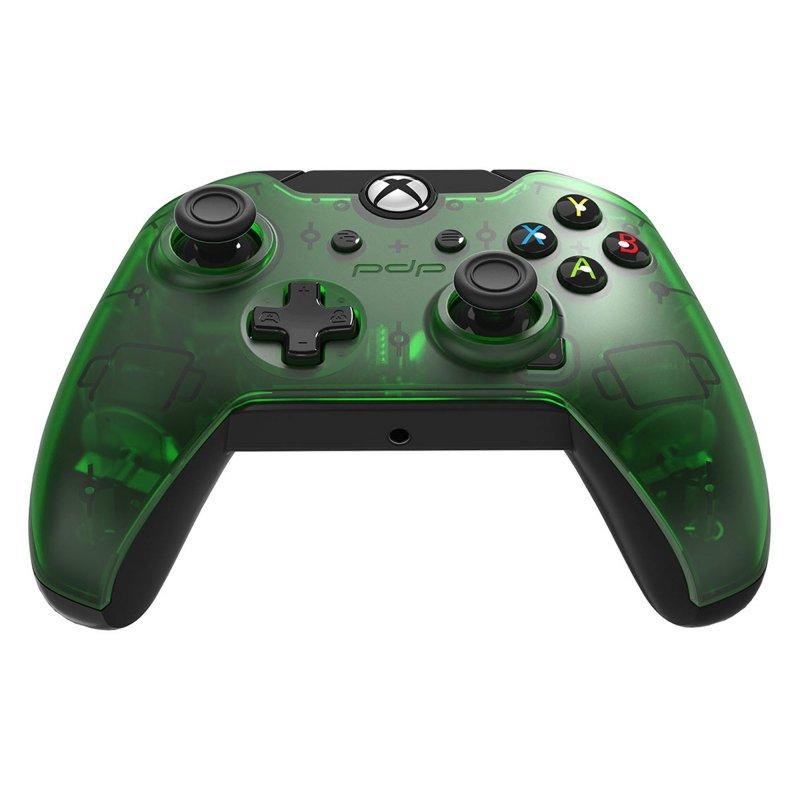 Image of   Pdp - Controller Med Kabel Til Xbox One Og Windows - Grøn