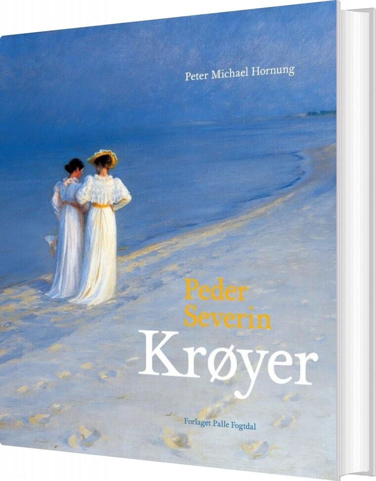 Billede af Peder Severin Krøyer - Peter Michael Hornung - Bog