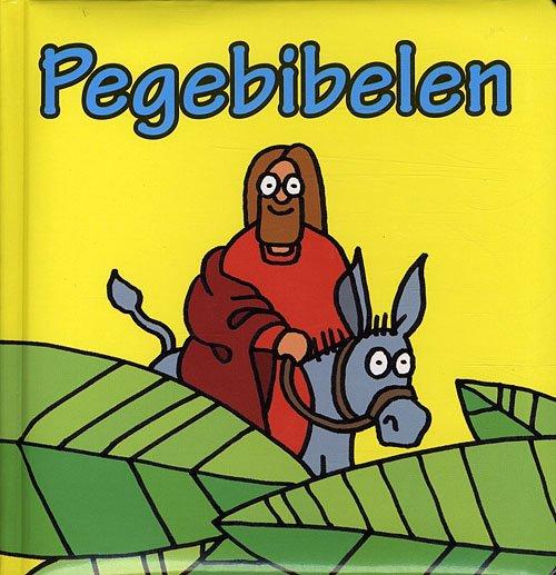 Pegebibelen - Carsten Hestbech - Bog